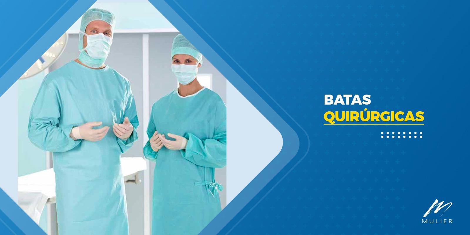 Batas Quirurgicas