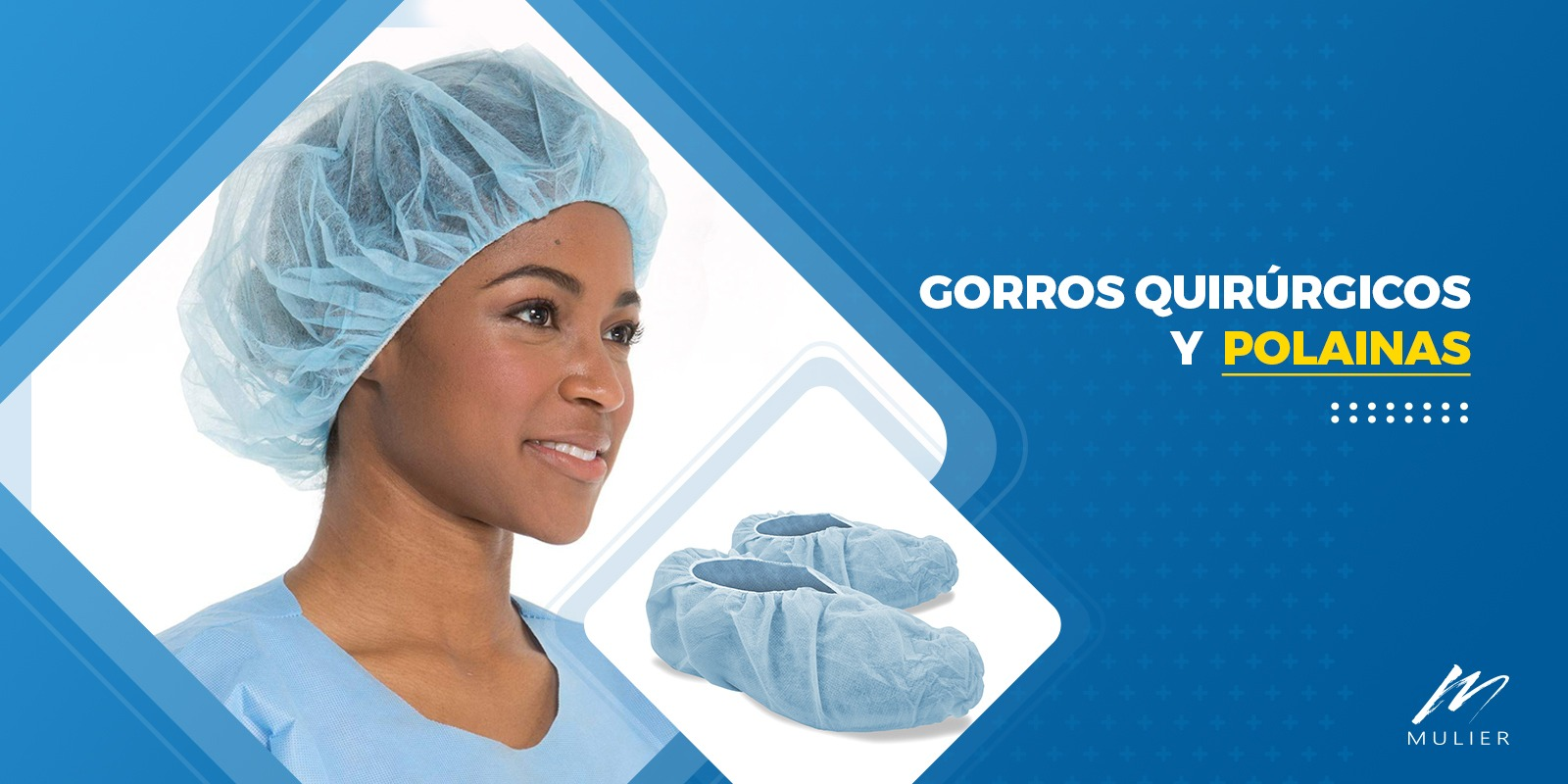 Gorros Quirurgicos y Polainas